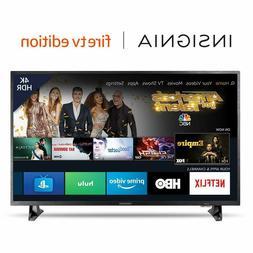 Insignia NS-43DF710NA19 43-inch 4K Ultra HD Smart LED TV HDR