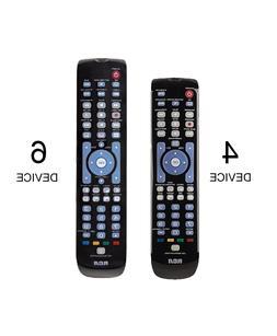 RCA Remote Control for TV - 6 & 4 Device Platinum PRO Samsun