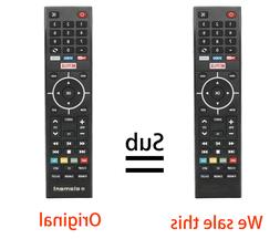 Remote Control Replace for Element KY49C178F TV E4SW5518 VUD