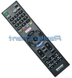 RPZ  Replaced SONY RMT-TX102U SMART TV REMOTE CONTROL