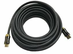 OMNIHIL  HDMI Cable Compatible with Mirage Vision Ultra HD/4
