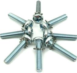 Screws To Attach Stand Base & Body Together Then To Back Of