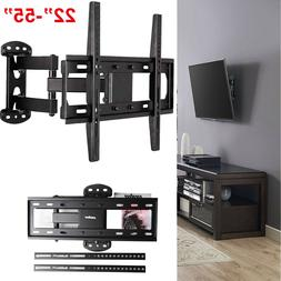 """Swivel Solid Strong Arm TV Wall Mount Bracket for 26""""- 52"""" 1"""