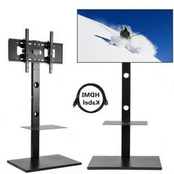 "Easy Install Floor Universal TV Stand Mount For 32-65"" Vizio"