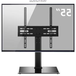 TableTop TV Stand Base with Universal Mount for 27-55 inch L