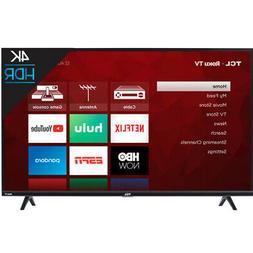 TCL 50S425 50 inch 4K Smart LED Roku TV