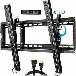 Tilt TV Wall Mount Bracket for Most 32-80 Inch LED,LCD,OLED,