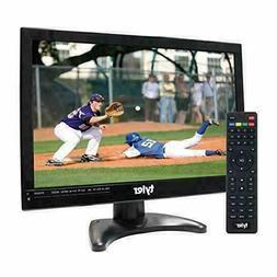 "Tyler TTV705-14: 14"" Portable Battery Powered LCD HD TV Tele"
