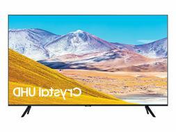 "Samsung TU8000 55"" 4K Crystal Ultra HD HDR Smart TV - 2020 M"