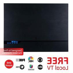 TV Channel Finder, Digital Amplified Indoor HD TV Antenna,Si