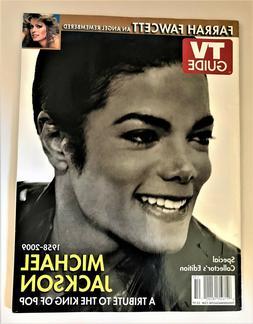 TV Guide Magazine Michael Jackson 1958-2009