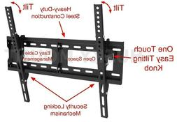 TV Wall Mount Flat Tilt Bracket  26 32 40 42 55 60 65  inch