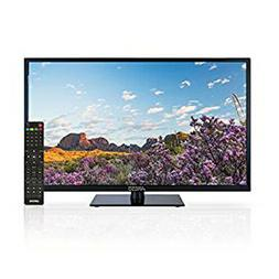 AXESS TV1703-40 40-Inch 1080p LED HDTV, Features VGA/3xHDMI/