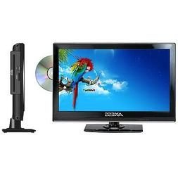 "TVD1801-13 13.3"" LED AC/DC TV with DVD Player Full HD with H"