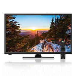 AXESS TVD1805-22 22-Inch 1080p LED HDTV, Features 12V Car Co