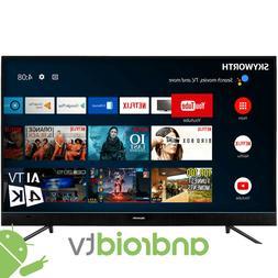 "Skyworth U5A 55"" 4K Ultra HD 2160p 60Hz IPS LED Android TV S"