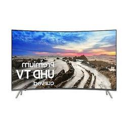 Samsung UN55MU8500FXZA 55-Inch Curved 4K Ultra HD Smart LED