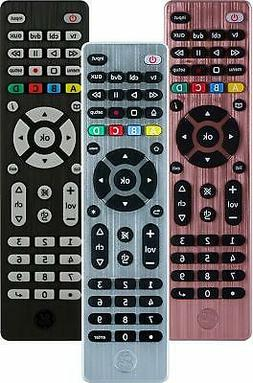 GE Universal Remote Control for Samsung Vizio LG Sony Sharp