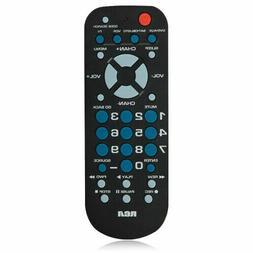 RCA Universal Remote Control w/ 4 Device Controls TV, Cable,