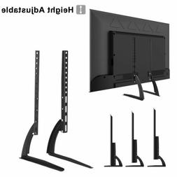 """Universal Table Top TV Stand Pedestal Legs for Samsung 27""""-6"""