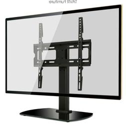 Universal Tabletop TV Base Stand with Swivel Mount for 27-55