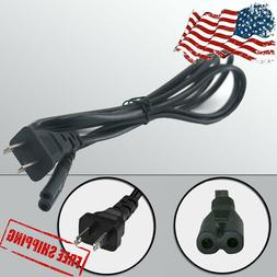 US 2-Prong Port AC Power Cord/Cable for Sony Playstation 4 P