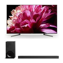 "Sony X950G 65"" Class BRAVIA 4K HDR ULTRA HD Smart TV with X9"
