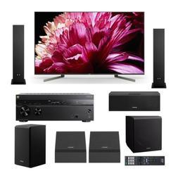 """Sony X950G 75"""" Class BRAVIA 4K HDR ULTRA HD Smart TV Home Th"""