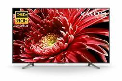 "Sony XBR-85X850G 85"" 4K Ultra HD LED TV"
