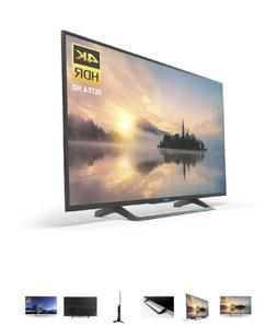Sony XBR55X800E 55 inch 4k Ultra HD Smart LED TV