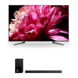 "Sony XBR65X950G 65"" BRAVIA 4K Ultra HD HDR Smart TV & HTZ9F"