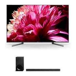 "Sony XBR75X950G 75"" BRAVIA 4K Ultra HD HDR Smart TV & HTX900"