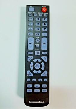 Element XHY-353-3 TV Remote Control OEM for ELEFT506 ELEFW24